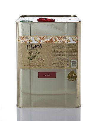 פח שמן זית כתית מעולה 18 ליטר