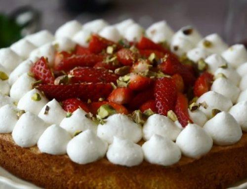 בוקה די דאמה (עוגת שקדים)
