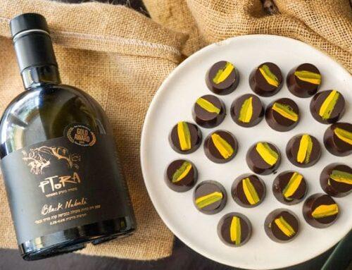 שמן זית ושוקולד: השילוב המנצח